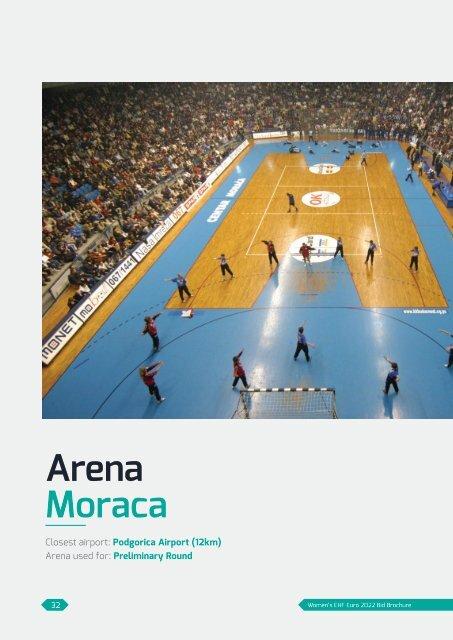Bid Book - Women's EHF Euro 2022