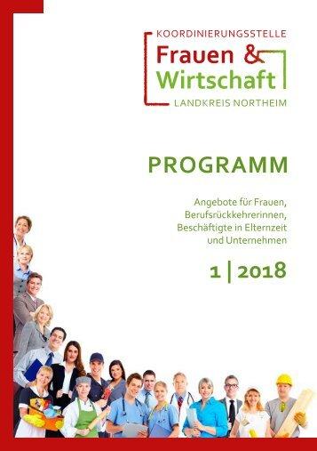 Fort- und Weiterbildungsprogramm_1-2018_web