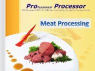 Commercial Meat Processing Equipment Online