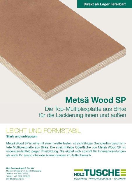 Metsä Wood SP