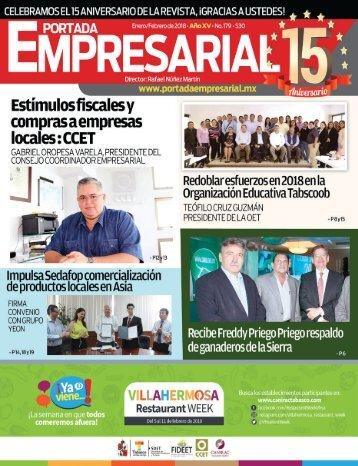 Revista Portada Empresarial