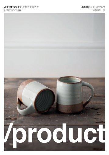 Product lookbook v1.0