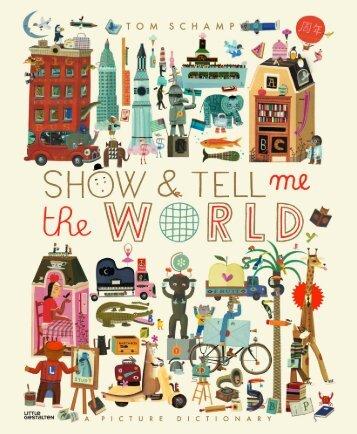 Show & Tell Me The World – Leseprobe