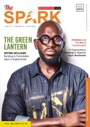 Spark Magazine January