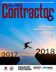 Ohio PHC Contractor Volume 2018, Issue 1