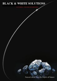 Diamond brochure