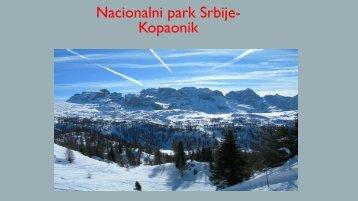 Национални парк Копаоник 8-1