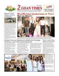 GoanTimes January 26, 2018 Issue
