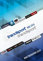 Trendsport Bike Katalog 2018