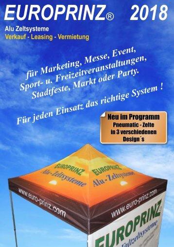 Katalog 2018-EUROPRINZ-Zelte