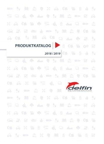 Delfin Katalog 2018