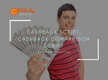 cashback script,cashback comparison script