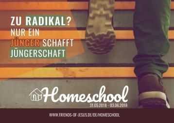Jüngerschaft-Homeschool