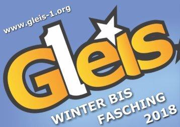 201801 Gleis 1 Programm Fasching bis Ostern 2018
