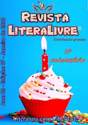 Revista literalivre - 7ª edição