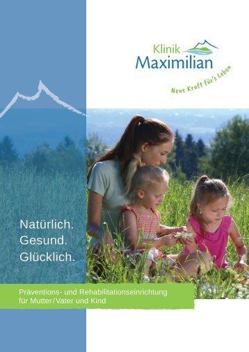 Klinikprospekt Klinik Maximilian