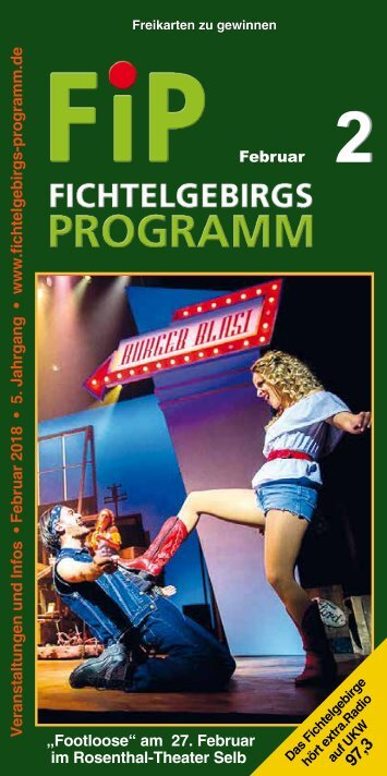 Fichtelgebirgs-Programm - Februar 2018