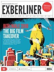 EXBERLINER Issue 168, February 2018