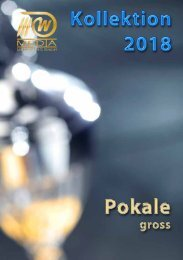 Sportpreise 2018 - Pokale gross - 3W-Media Marketing GmbH