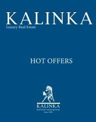 Kalinka LUXURY REAL ESTATE