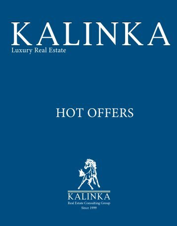 Kalinka LUXURY REAL ESTATE