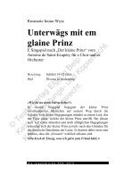 Unterwägs mit em glaine Prinz-origWasserzeichen - Seite 2