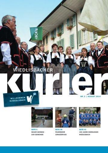 Wiedlisbacher Kurier 3/2014