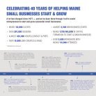 2017 Maine SBDC Annual Report - Page 2