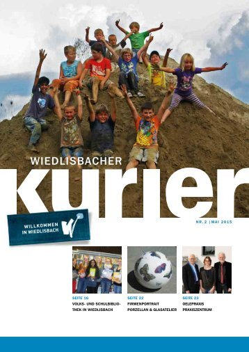 Wiedlisbacher Kurier 2/2015