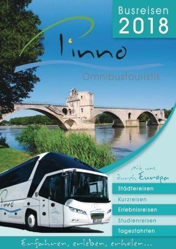 Pinno Katalog 2018