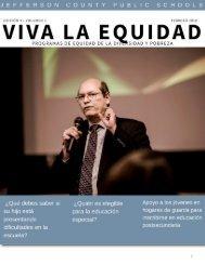 Viva La Equidad February 2018