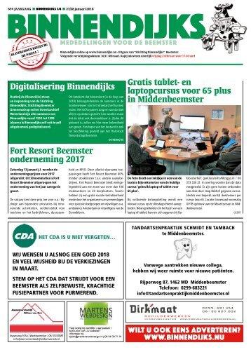 Binnendijks 2018 03-04