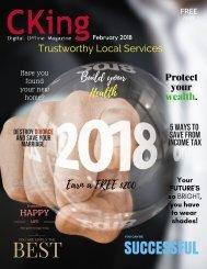 CKing Magazine Feb 2018