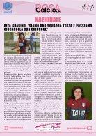 Magazine CalcioinRosa Speciale Nazionale - Page 4