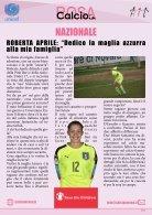 Magazine CalcioinRosa Speciale Nazionale - Page 5