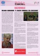 Magazine CalcioinRosa Speciale Nazionale - Page 7