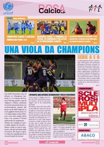 Magazine n.2 Stagione 2017 18