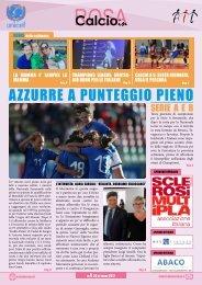 Calcioinrosa Magazine n.4 stagione 2017 18