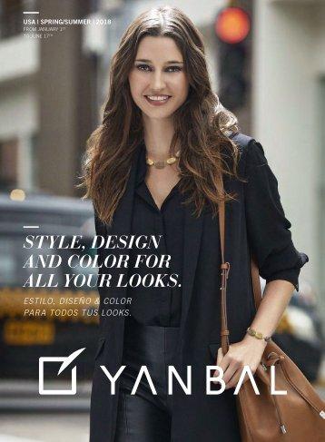Yanbal Catalog Spring Summer 2018