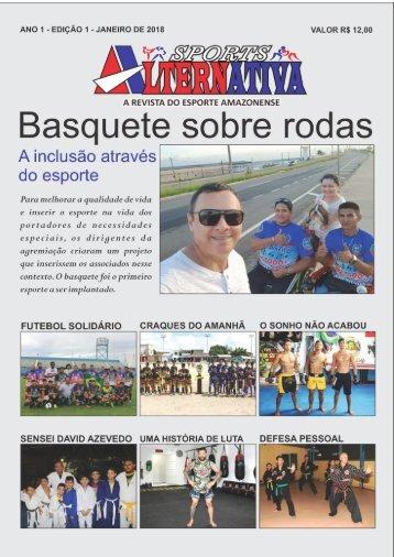 Revista Alternativa Sports