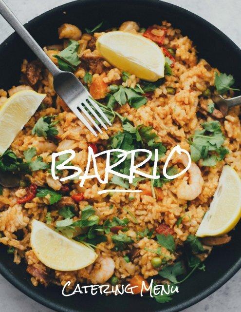 Barrio-Catering-Menu-2018
