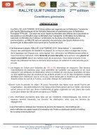 rallye-tunisie-2018 (2eme edition) - Page 2