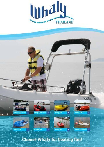 Whaly Boats Thailand Brochure 2017-LR