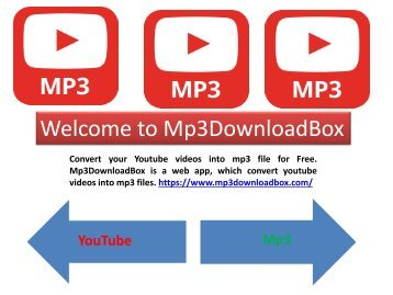 Download your Favorite Songs from YouTube in MP3