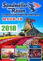 Sommerkatalog 2018_Sandmöller Reisen