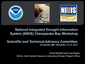 chad mcnutt noaa chesapeake research consortium