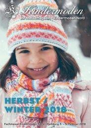 Kindermoden Nord Katalog Februar 2018