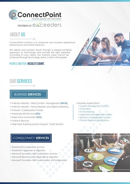 ConnectPoint Flyer 2017
