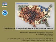 NIDIS: National Integrated Drought Information System