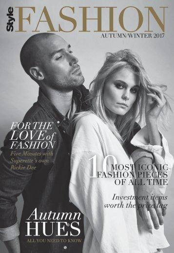 Fashion: April 07, 2017